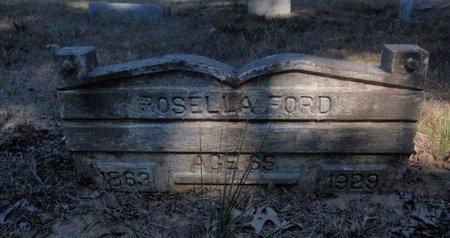 FORD, ROSELLA - Jefferson County, Illinois   ROSELLA FORD - Illinois Gravestone Photos
