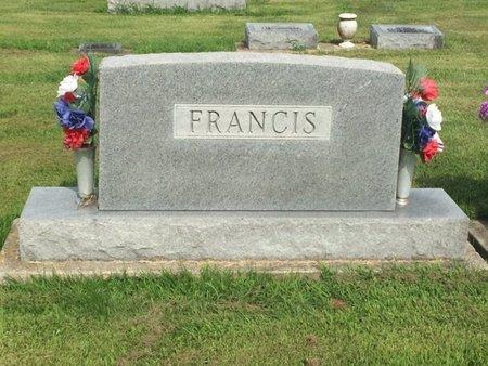 FRANCIS, FAMILY MARKER - Jefferson County, Illinois | FAMILY MARKER FRANCIS - Illinois Gravestone Photos