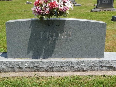 FROST, FAMILY MARKER - Jefferson County, Illinois | FAMILY MARKER FROST - Illinois Gravestone Photos
