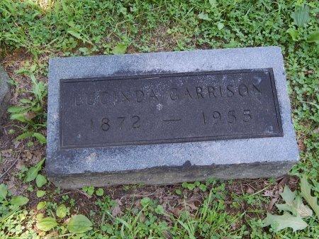 GARRISON, LUCINDA - Jefferson County, Illinois | LUCINDA GARRISON - Illinois Gravestone Photos