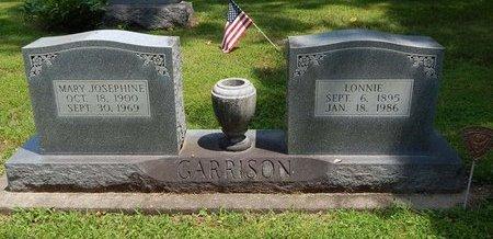 GARRISON, LONNIE - Jefferson County, Illinois | LONNIE GARRISON - Illinois Gravestone Photos