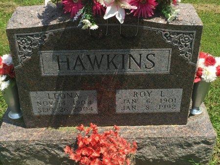 HAWKINS, ROY L - Jefferson County, Illinois | ROY L HAWKINS - Illinois Gravestone Photos