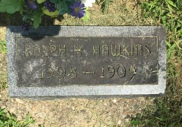 HAWKINS, RALPH H - Jefferson County, Illinois | RALPH H HAWKINS - Illinois Gravestone Photos