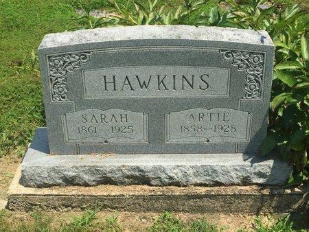 HAWKINS, SARAH - Jefferson County, Illinois | SARAH HAWKINS - Illinois Gravestone Photos