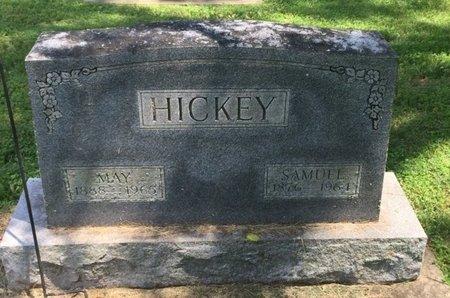 HICKEY, MAY - Jefferson County, Illinois | MAY HICKEY - Illinois Gravestone Photos