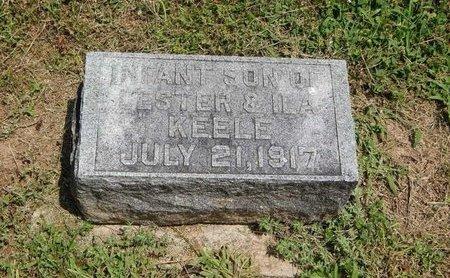 KEELE, PAUL - Jefferson County, Illinois | PAUL KEELE - Illinois Gravestone Photos