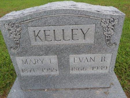 KELLEY, MARY I - Jefferson County, Illinois | MARY I KELLEY - Illinois Gravestone Photos