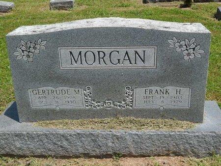 MORGAN, GERTRUDE M - Jefferson County, Illinois | GERTRUDE M MORGAN - Illinois Gravestone Photos