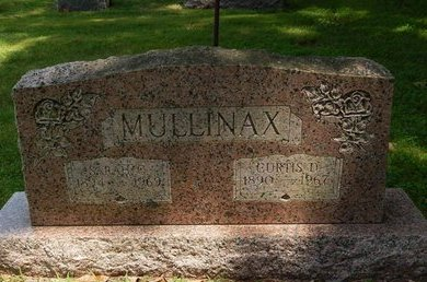 MULLINAX, SARAH C - Jefferson County, Illinois | SARAH C MULLINAX - Illinois Gravestone Photos