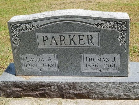 PARKER, THOMAS J - Jefferson County, Illinois | THOMAS J PARKER - Illinois Gravestone Photos