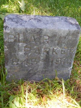 PARKER, NANCY - Jefferson County, Illinois   NANCY PARKER - Illinois Gravestone Photos