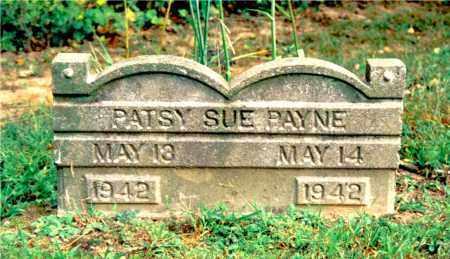 PAYNE, PATSY SUE - Jefferson County, Illinois | PATSY SUE PAYNE - Illinois Gravestone Photos