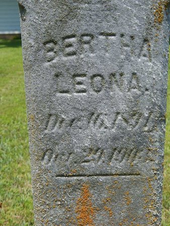 RECKLING, BERTHA LEONA - Jefferson County, Illinois | BERTHA LEONA RECKLING - Illinois Gravestone Photos