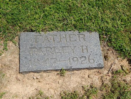 RIGGS, PARLEY H - Jefferson County, Illinois | PARLEY H RIGGS - Illinois Gravestone Photos