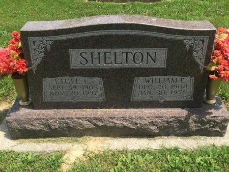 SHELTON, ETHEL L - Jefferson County, Illinois | ETHEL L SHELTON - Illinois Gravestone Photos