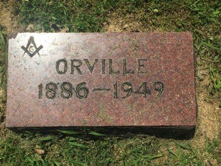 SIMMONS, ORVILLE - Jefferson County, Illinois   ORVILLE SIMMONS - Illinois Gravestone Photos