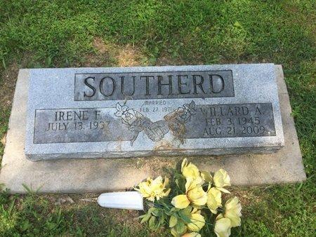 SOUTHERD, WILLARD A - Jefferson County, Illinois | WILLARD A SOUTHERD - Illinois Gravestone Photos