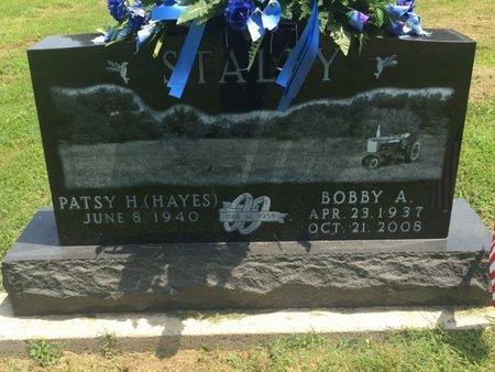 STALEY, BOBBY A - Jefferson County, Illinois   BOBBY A STALEY - Illinois Gravestone Photos