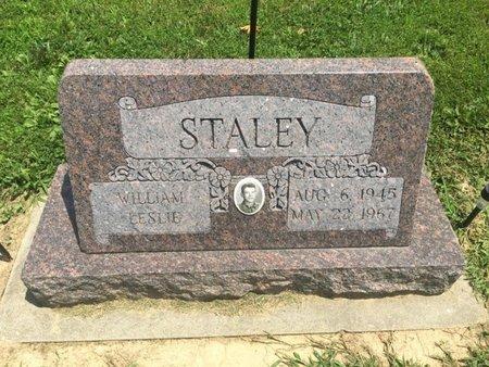 STALEY, WILLIAM LESLIE - Jefferson County, Illinois | WILLIAM LESLIE STALEY - Illinois Gravestone Photos
