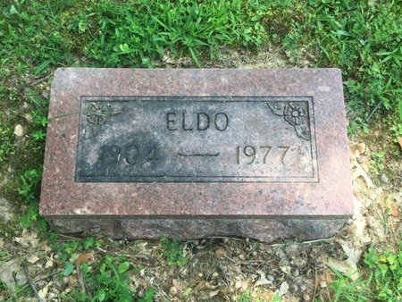 STONE, ELDO - Jefferson County, Illinois | ELDO STONE - Illinois Gravestone Photos