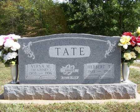 TATE, VERNA M. - Jefferson County, Illinois | VERNA M. TATE - Illinois Gravestone Photos