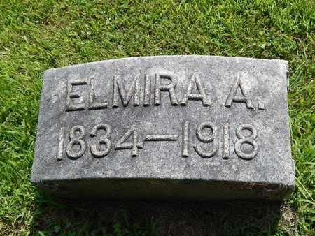 TAYLOR, ELMIRA A - Jefferson County, Illinois   ELMIRA A TAYLOR - Illinois Gravestone Photos