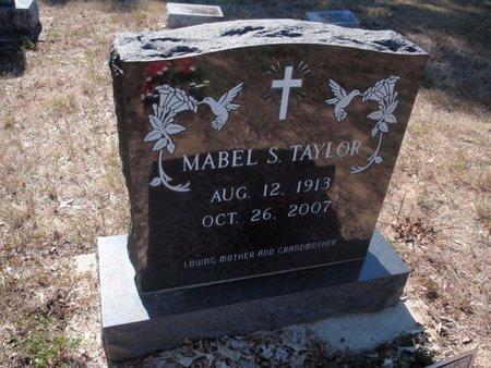 TAYLOR, MABEL S - Jefferson County, Illinois | MABEL S TAYLOR - Illinois Gravestone Photos