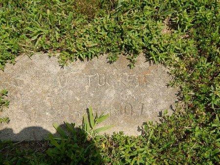 TUCKER, UNKNOWN - Jefferson County, Illinois | UNKNOWN TUCKER - Illinois Gravestone Photos
