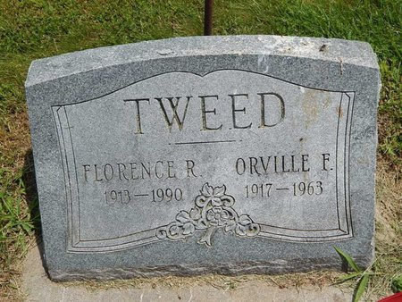 TWEED, ORVILLE F - Jefferson County, Illinois | ORVILLE F TWEED - Illinois Gravestone Photos