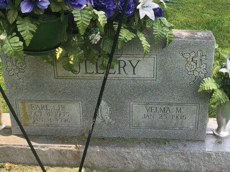 ULLERY, EARL JR - Jefferson County, Illinois | EARL JR ULLERY - Illinois Gravestone Photos