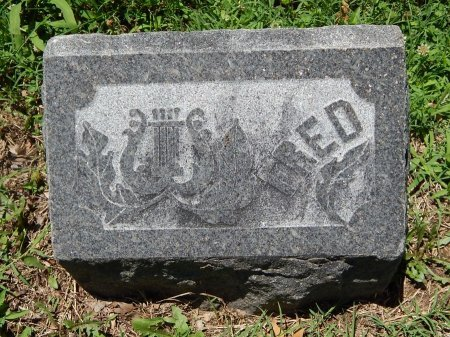 UNKNOWN, FRED - Jefferson County, Illinois | FRED UNKNOWN - Illinois Gravestone Photos