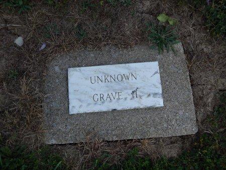 UNKNOWN, GRAVE 11 - Jefferson County, Illinois   GRAVE 11 UNKNOWN - Illinois Gravestone Photos