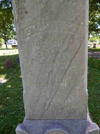UNKNOWN, LEAH (?) - Jefferson County, Illinois | LEAH (?) UNKNOWN - Illinois Gravestone Photos