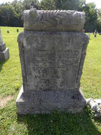 PARKER WARREN, ELSA - Jefferson County, Illinois | ELSA PARKER WARREN - Illinois Gravestone Photos