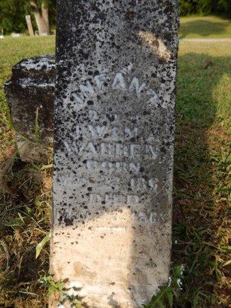 WARREN, INFANT DAUGHTER - Jefferson County, Illinois | INFANT DAUGHTER WARREN - Illinois Gravestone Photos