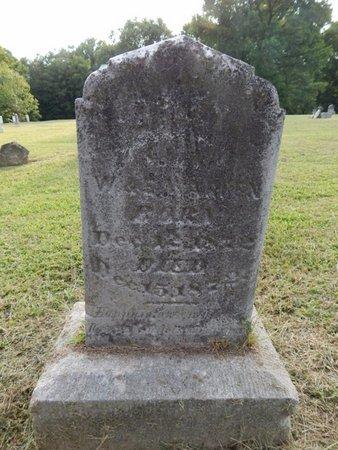 WARREN, ORLEY - Jefferson County, Illinois | ORLEY WARREN - Illinois Gravestone Photos
