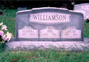 WILLIAMSON, OSCAR - Jefferson County, Illinois | OSCAR WILLIAMSON - Illinois Gravestone Photos
