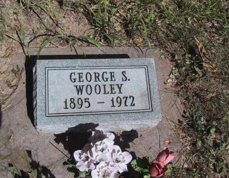 WOOLEY, GEORGE S - Jo Daviess County, Illinois   GEORGE S WOOLEY - Illinois Gravestone Photos