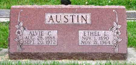 AUSTIN, ETHEL L. - Kane County, Illinois | ETHEL L. AUSTIN - Illinois Gravestone Photos