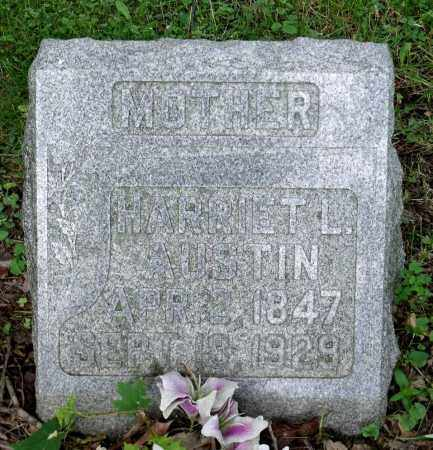 AUSTIN, HARRIET L. - Kane County, Illinois | HARRIET L. AUSTIN - Illinois Gravestone Photos