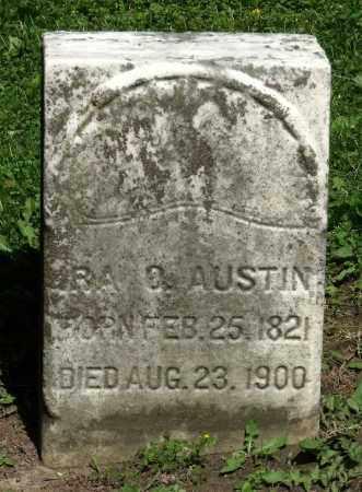 AUSTIN, IRA O. - Kane County, Illinois   IRA O. AUSTIN - Illinois Gravestone Photos