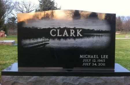 CLARK, MICHAEL - Kane County, Illinois | MICHAEL CLARK - Illinois Gravestone Photos