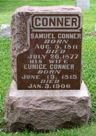 CONNER, EUNICE - Kane County, Illinois | EUNICE CONNER - Illinois Gravestone Photos