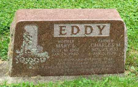 EDDY, CHARLES M. - Kane County, Illinois | CHARLES M. EDDY - Illinois Gravestone Photos