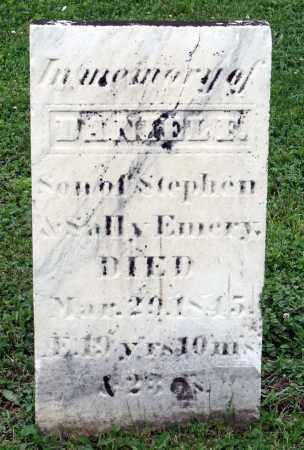 EMERY, DANIEL F. - Kane County, Illinois | DANIEL F. EMERY - Illinois Gravestone Photos