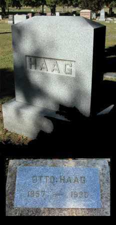 HAAG, OTTO - Kane County, Illinois   OTTO HAAG - Illinois Gravestone Photos