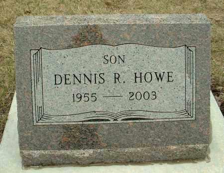 HOWE, DENNIS - Kane County, Illinois | DENNIS HOWE - Illinois Gravestone Photos