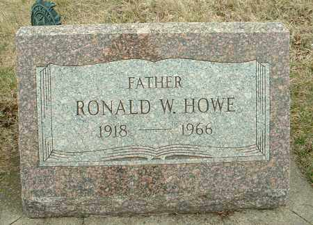 HOWE, RONALD - Kane County, Illinois | RONALD HOWE - Illinois Gravestone Photos
