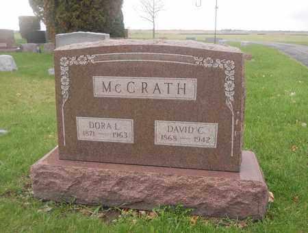 MCGRATH, DORA L. - Kane County, Illinois | DORA L. MCGRATH - Illinois Gravestone Photos