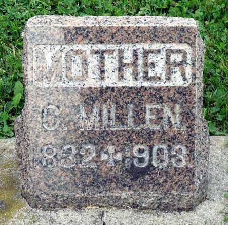 MILLEN, CHARLOTTE - Kane County, Illinois   CHARLOTTE MILLEN - Illinois Gravestone Photos